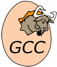GNU Compiler Collection GCC logo