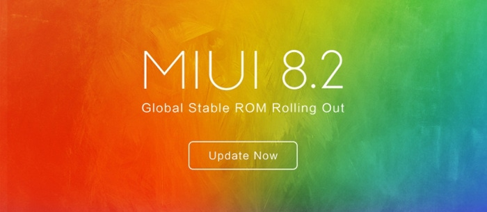 ROM MIUI 8.2 Global Estable