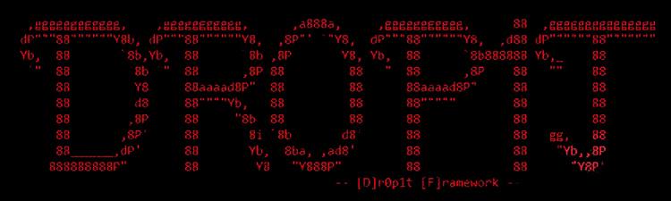 dr0p1t framework