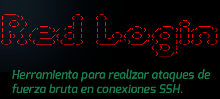 red login fuerza bruta ssh