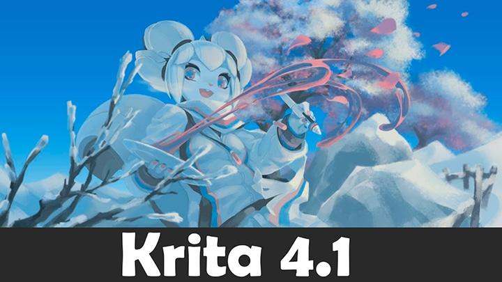 krita 4.1