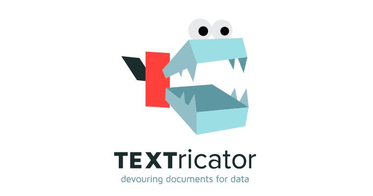 textricator logo