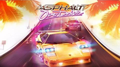 asphalt overdrive para android