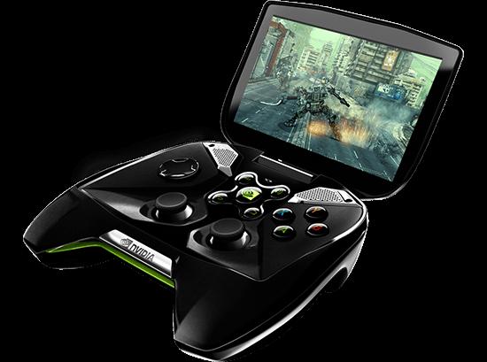 nvidia shield consola android