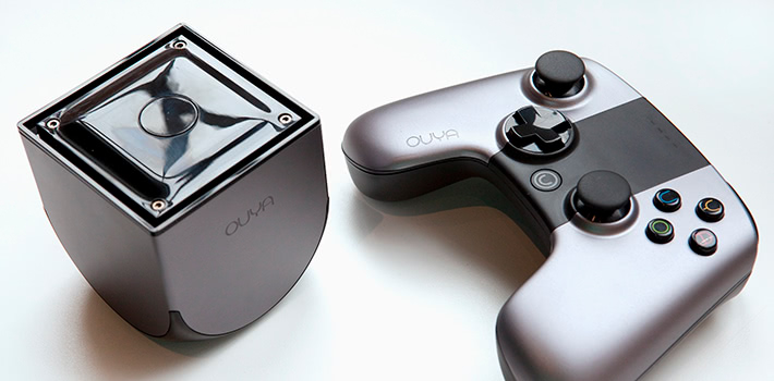 ouya 2 videoconsola android