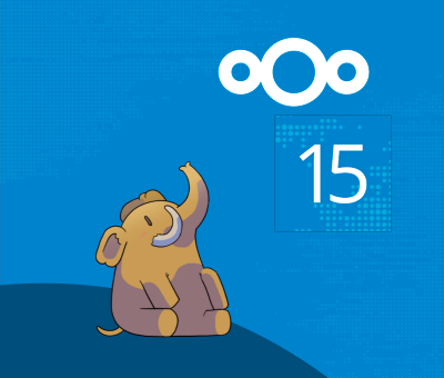 nextcloud 15 red social mastodon